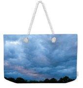 Sunset Painted Sky Weekender Tote Bag