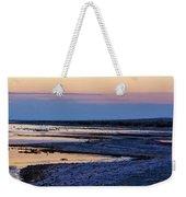 Sunset Salton Sea North Weekender Tote Bag