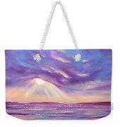 Sunset Spectacular Weekender Tote Bag