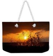 Sunset Splash 2 Weekender Tote Bag