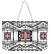 Sunset Two Gray Hill Weekender Tote Bag