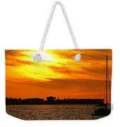 Sunset Viii Weekender Tote Bag