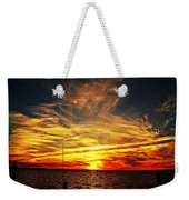 Sunset Xiii Weekender Tote Bag