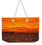 Sunset Xix Weekender Tote Bag