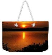 Sunset Xvi Weekender Tote Bag