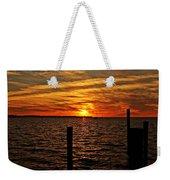 Sunset Xvii Weekender Tote Bag