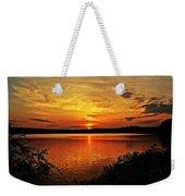 Sunset Xxi Weekender Tote Bag