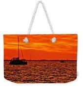Sunset Xxii Weekender Tote Bag
