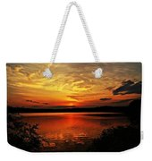 Sunset Xxv Weekender Tote Bag