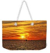 Sunset Xxxi Weekender Tote Bag