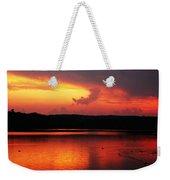 Sunset Xxxii Weekender Tote Bag