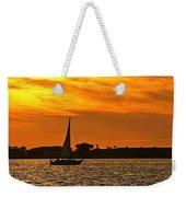 Sunset Xxxiii Weekender Tote Bag