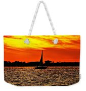 Sunset Xxxiv Weekender Tote Bag