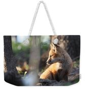 Sunsetting On Youth Weekender Tote Bag