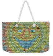 Sunshine Smile Art Weekender Tote Bag