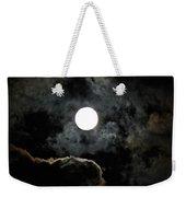 Super Moon II Weekender Tote Bag