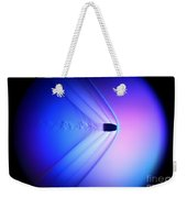 Supersonic Bullet Weekender Tote Bag
