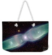 Supersonic Exhaust From Nebula Weekender Tote Bag