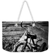 Supper Time Decline  Weekender Tote Bag
