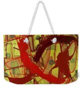 Supporting You Weekender Tote Bag