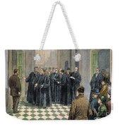 Supreme Court, 1881 Weekender Tote Bag