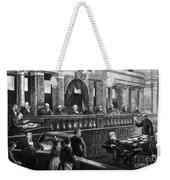 Supreme Court, 1888 Weekender Tote Bag