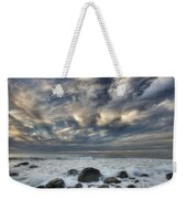 Surf At Gillespies Beach Near Fox Weekender Tote Bag