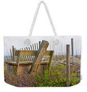 Surf City Chair Weekender Tote Bag