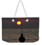 Surf Fishing 1 Weekender Tote Bag