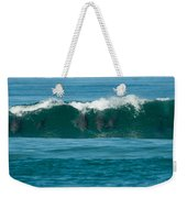 Surfing Dolphins 2 Weekender Tote Bag