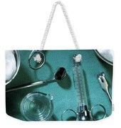 Surgical Still Life. Weekender Tote Bag