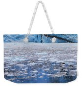 Surprise Glacier Weekender Tote Bag