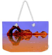 Surreal Weekender Tote Bag