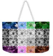 Surreal Poppies Weekender Tote Bag