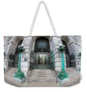 Surrogate's Courthouse I Weekender Tote Bag