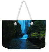 Susan Creek Falls Weekender Tote Bag