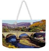 Sutherland Scotland Weekender Tote Bag