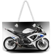 Suzuki Gsxr Weekender Tote Bag