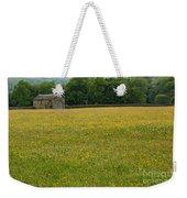 Swaledale Buttercup Meadow Weekender Tote Bag