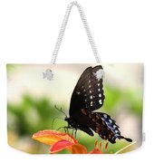 Swallowtail - Lite And Lively Weekender Tote Bag