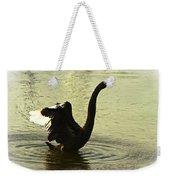 Swan Dance 3 Weekender Tote Bag