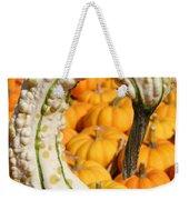 Swan Gourd Weekender Tote Bag