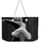 Swan Lake  White Adagio  Russia 2 Weekender Tote Bag by Clare Bambers