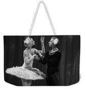 Swan Lake  White Adagio  Russia Weekender Tote Bag