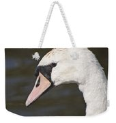 Swan's Head Weekender Tote Bag