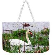 Swan's Marsh Weekender Tote Bag