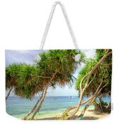 Swaying Palm Trees Weekender Tote Bag