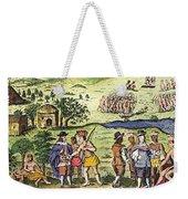 Swedish Colonists, 1702 Weekender Tote Bag