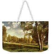 Swedish Landscape Weekender Tote Bag