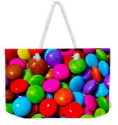 Sweet Abstract Weekender Tote Bag
